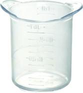 Plast Team Classic mõõdukann, 0,1 L