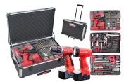 Berlinger Haus 259-osaline tööriistakohver Smart Kraft