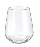 Borgonovo veiniklaasid Contea, 3 tk
