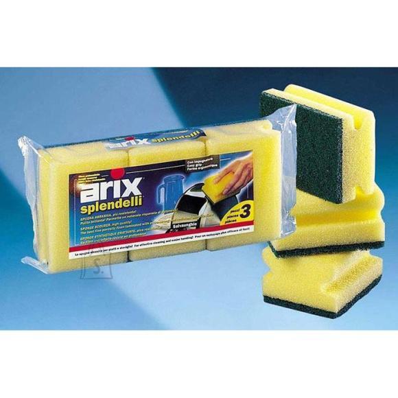 Arix sünteetilised küürimisvammid, 3 tk