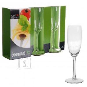 Royal Leerdam šampusepokaalid Gourmet, 3 tk, 18cl