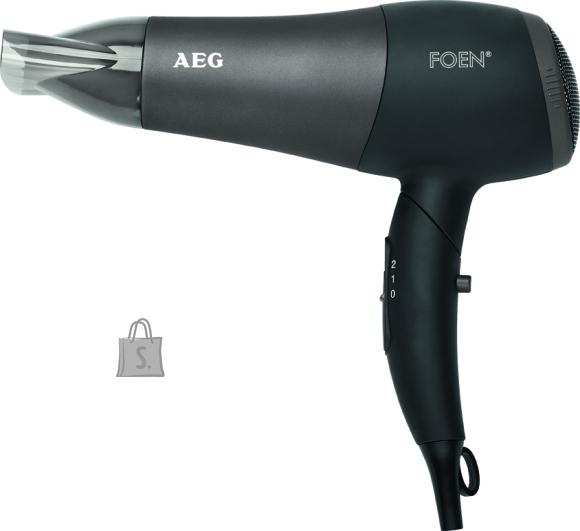 AEG Föön HTD 5649 kokkupandava käepidemega, difuusoriga, 2200 W