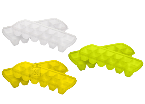 Plast Team Jääkuubikuvorm 1809, 2 tk