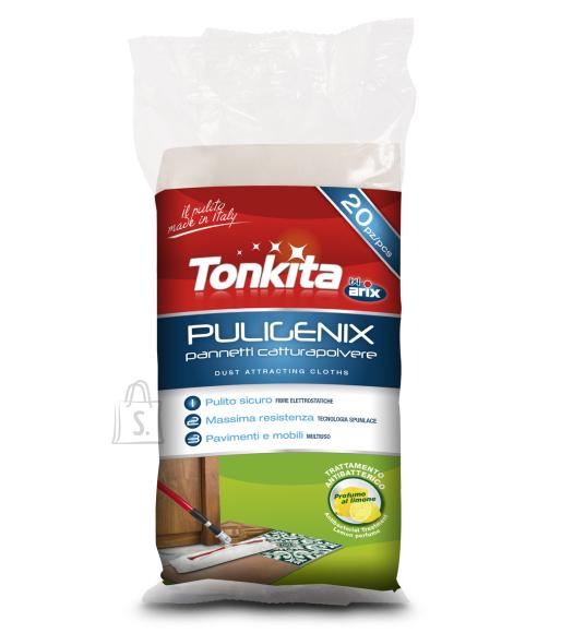 Arix Tonkita Puligenix Stripper põrandamopi vahetuskatted