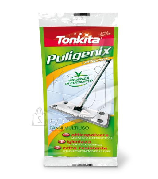 Tonkita Puligenix universaalsed puhastuslapid, eukalüpt