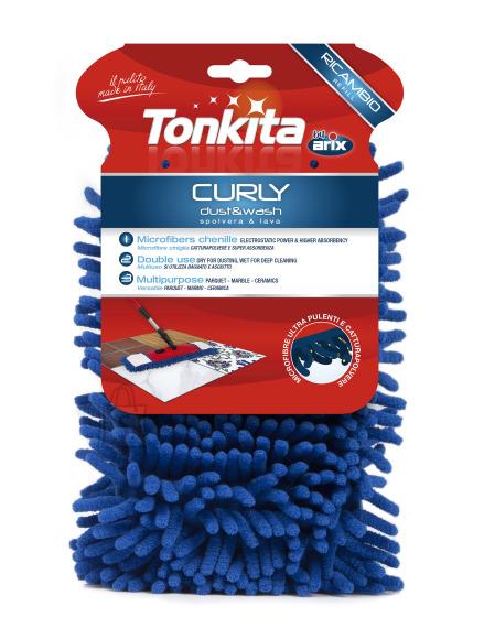 Tonkita Tonkita Chenille põrandamopi vahetuskate