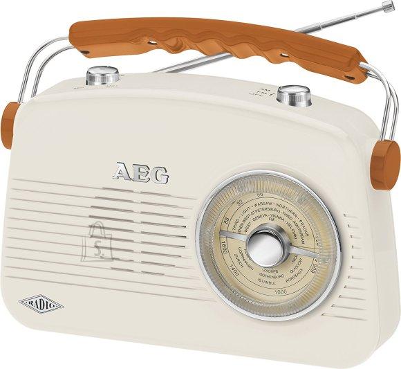 AEG AEG retro-raadio, mono, UKW, MW,