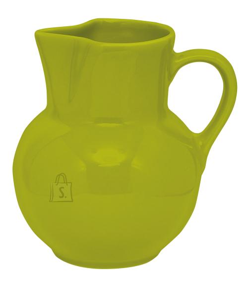 EXCELSA kann keraamiline 1,7L, roheline