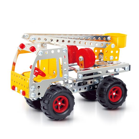 Konstruktor veoauto korvtõstukiga