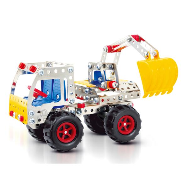 Konstruktor veoauto kopaga