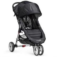 Baby Jogger jalutuskäru City Mini Black/Gray