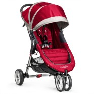 Baby Jogger jalutuskäru City Mini Crimson/Gray