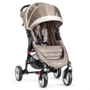 Baby Jogger jalutuskäru City Mini 4Wheels Sand/Stone