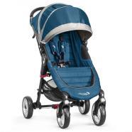 Baby Jogger jalutuskäru City Mini 4Wheels Teal/Gray