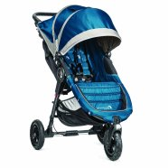 Baby Jogger jalutuskäru City Mini GT Teal/Gray