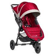 Baby Jogger jalutuskäru City Mini GT Crimson/Gray