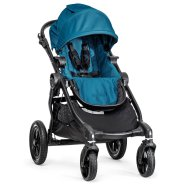 Baby Jogger jalutuskäru City Select (Black Frame) Teal