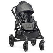 Baby Jogger jalutuskäru City Select (Black Frame) Charcoal
