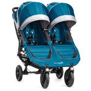 Baby Jogger jalutuskäru City Mini Double GT Teal/Gray