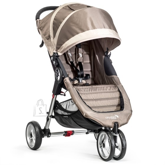 Baby Jogger jalutuskäru City Mini Sand/Stone