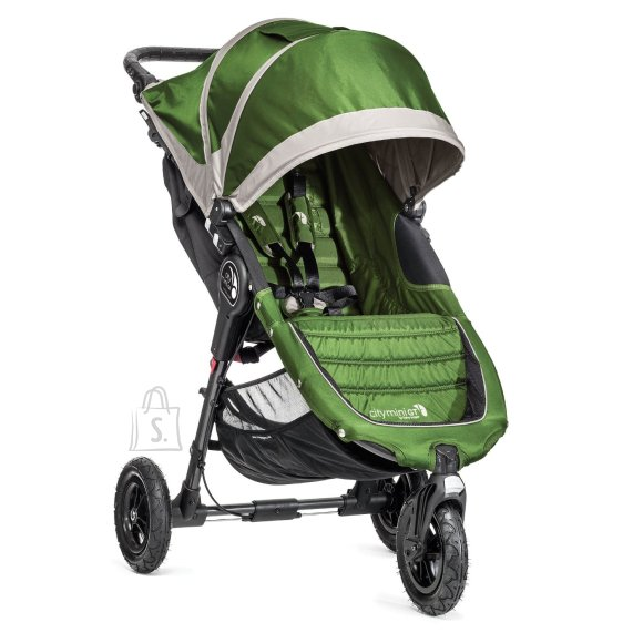 Baby Jogger jalutuskäru City Mini GT Lime/Gray