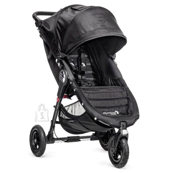 Baby Jogger jalutuskäru City Mini GT Black/Black