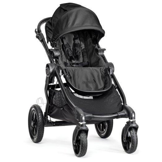Baby Jogger jalutuskäru City Select (Black Frame) Black