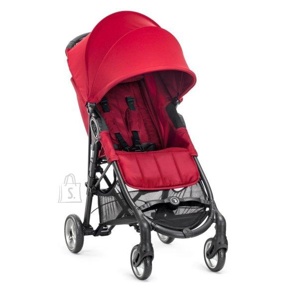 Baby Jogger jalutuskäru City Mini Zip Red