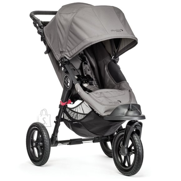 Baby Jogger jalutuskäru City Elite Gray