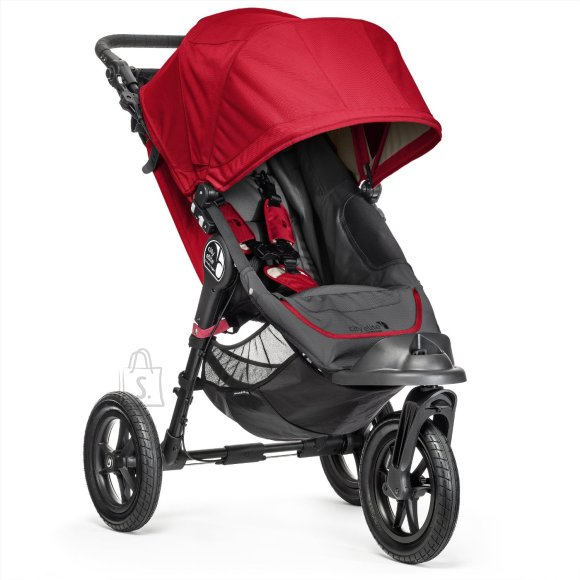 Baby Jogger jalutuskäru City Elite Red