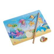 Gerardo's Toys kalamängu pusle magnetiga