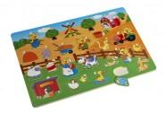 Gerardo's Toys pusle farm 24 tk