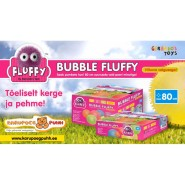 Gerardo's Toys Bubble Fluffy pall