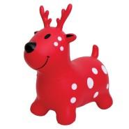 Gerardo's Toys Jumpy hüppeloom punane põder