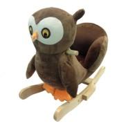 Gerardo's Toys pruun kiikloom Öökull