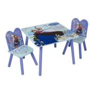 Disney Frozen laud ja toolid