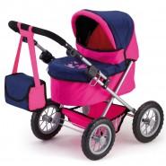 Bayer sinine-roosa nukuvanker kotiga