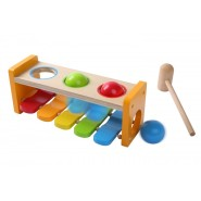 Gerardo's Toys ksüllofon-pallimäng