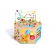 Gerardo's Toys motoorikakeskus kuue küljega