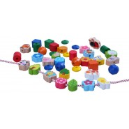 Gerardo's Toys puidust helmed 40 osa