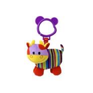 Gerardo's Toys piiksuv lehmake Milo