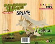 Gerardo's Toys 3D pusle Lennuk 25tk