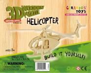 Gerardo's Toys 3D pusle Helikopter 32tk
