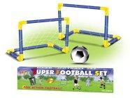 Jalgpallivärav 2tk palliga