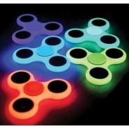 Näpuspinner Glow pimedas helendav