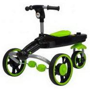 Jalgratas Trike Alien, roheline