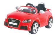 Elektriauto Audi TT