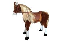 Gerardo's Toys Pruun hobune