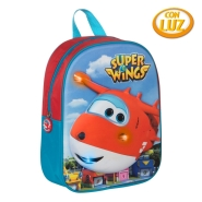 Seljakott Superwings Jett LED 31cm