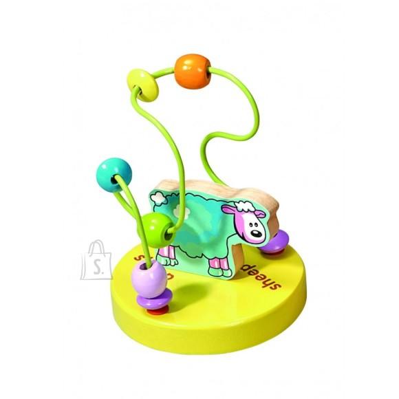 Gerardo's Toys väike motoorikakeskus lambake